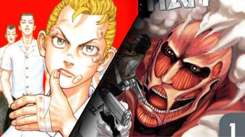 Tokyo Revengers Attack on Titan